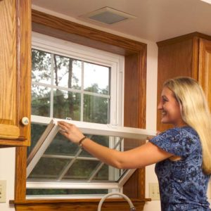 easy replacement windows